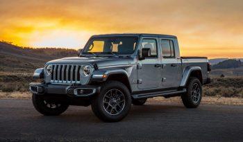 Jeep Gladiator full