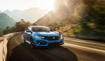 Honda Civic Type R full