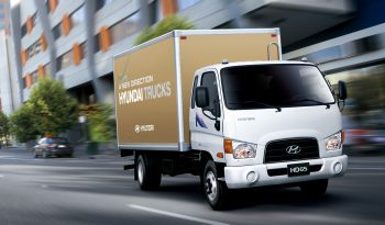 Hyundai HD-65 full