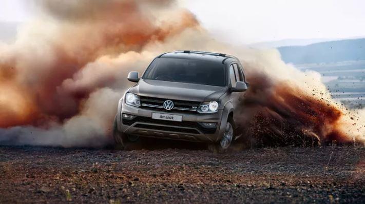Volkswagen Amarok full