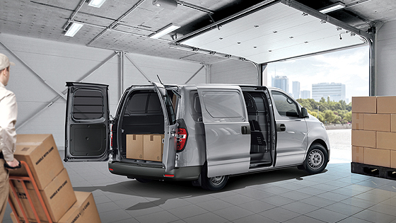 Hyundai H-1 Panel Van full