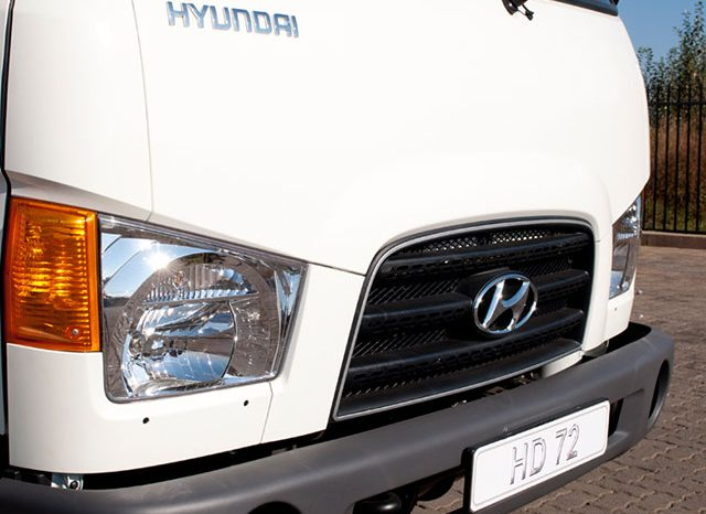 Hyundai HD-72 full