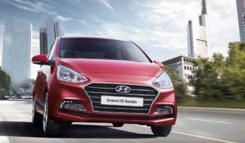 Hyundai Grand i10 Sedan full