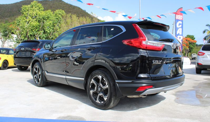 2018 Honda CR-V full