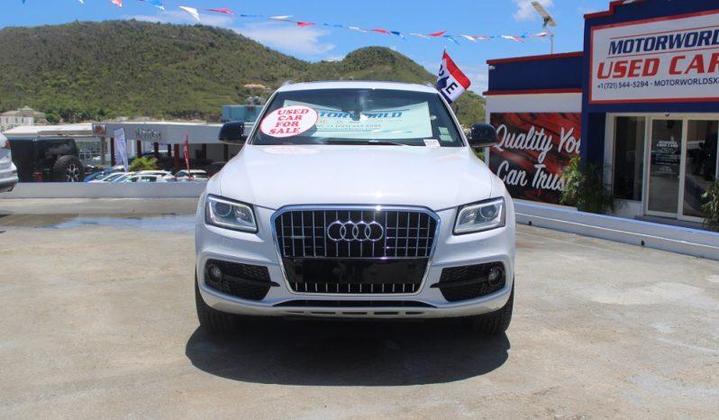 2017 Audi Q5 S-Line full