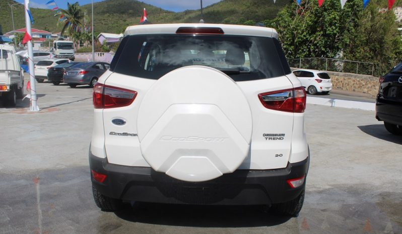 2018 Ford EcoSport Trend full