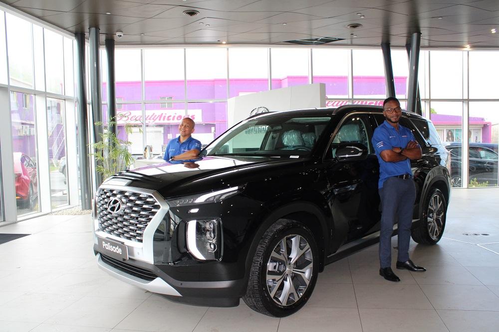 All-New 2021 Hyundai Palisade SUV Makes its Local Debut in ...