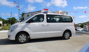 2018 Hyundai H1 Bus full