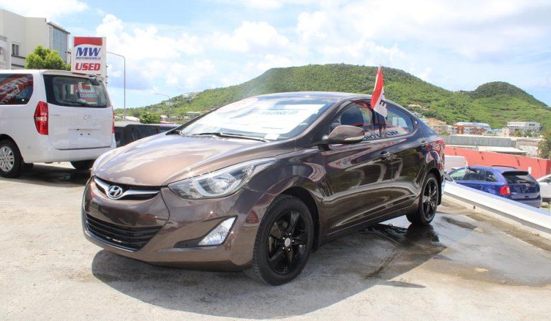 2015 Hyundai Elantra full