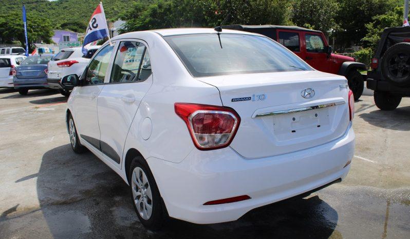 2016 Hyundai Grand i10 Sedan full