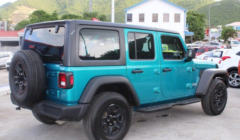 2020 Jeep Wrangler full