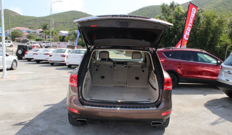 2013 Volkswagen Touareg full