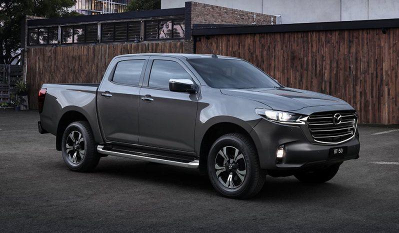 Mazda BT-50 full