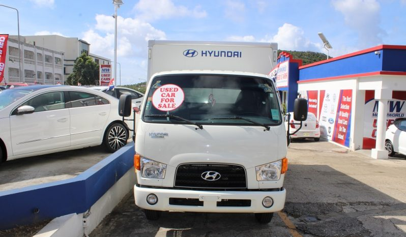 2019 Hyundai HD-72 full