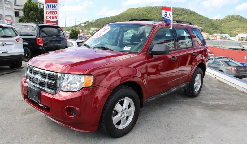 2011 Ford Escape full