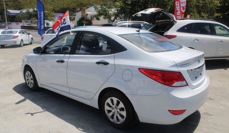2018 Hyundai Accent Sedan full