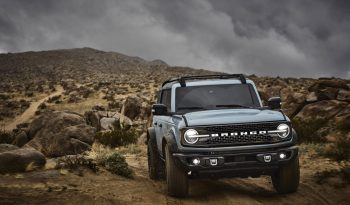 Ford Bronco full