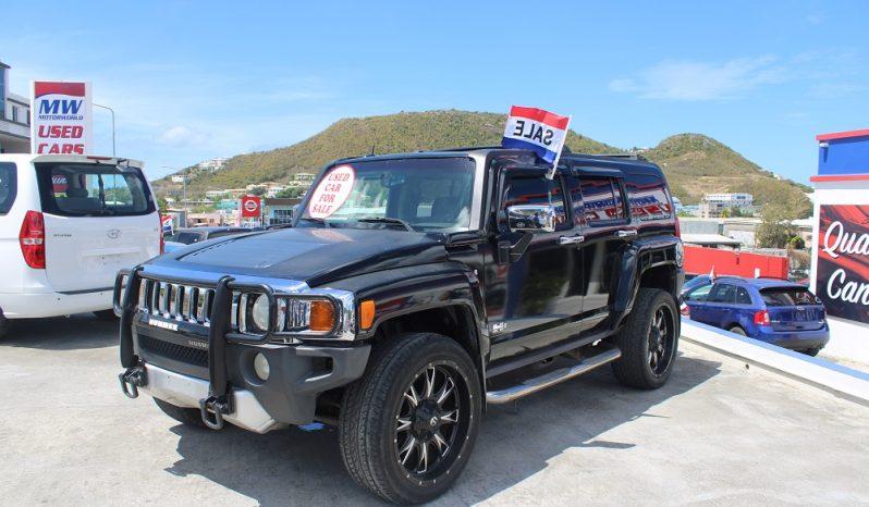 2008 Hummer H-3 full