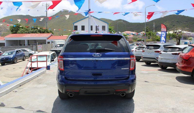 2014 Ford Explorer full