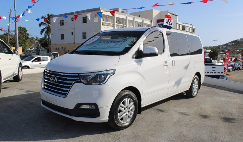 2019 Hyundai H1 Bus full