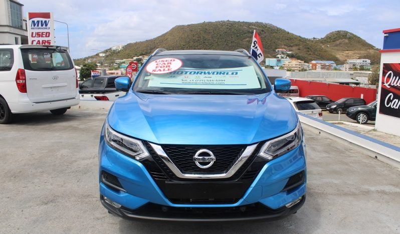 2020 Nissan Qashqai full