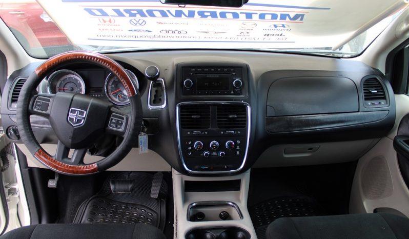 2012 Dodge Caravan full
