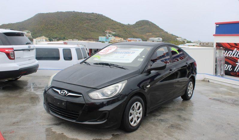 2013 Hyundai Accent full
