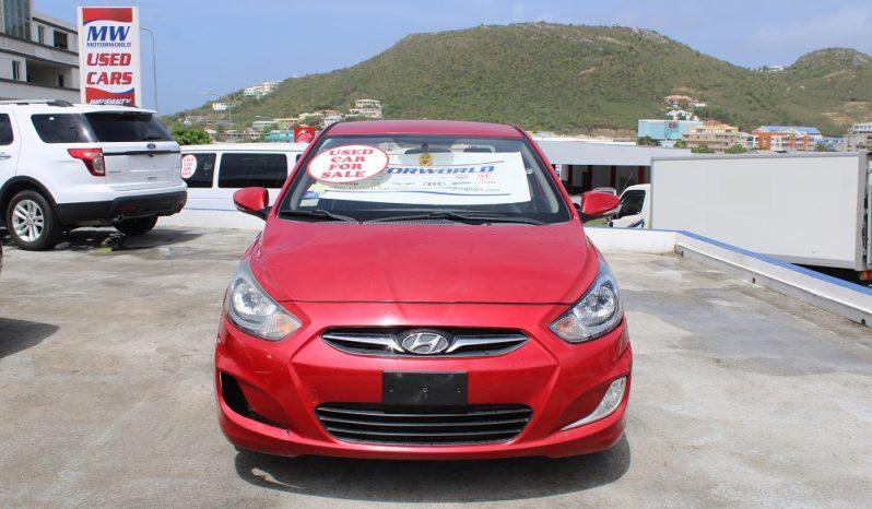 2014 Hyundai Accent full