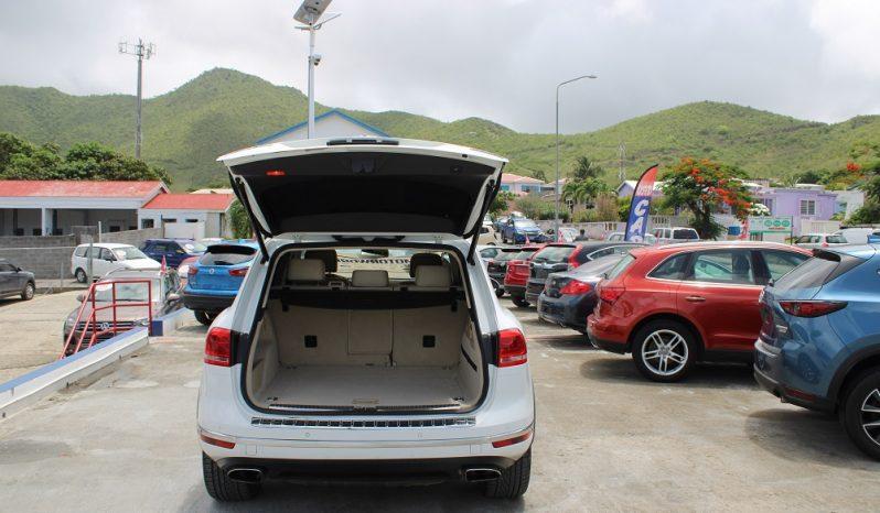 2016 Volkswagen Touareg full